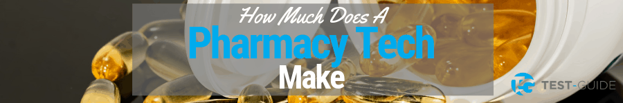 How Much Does a Pharmacy Tech Make?