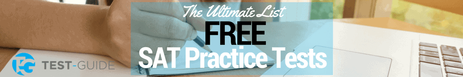 Free Official SAT Practice Tests [2000+ Questions
