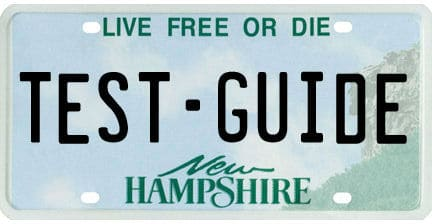 nh plate
