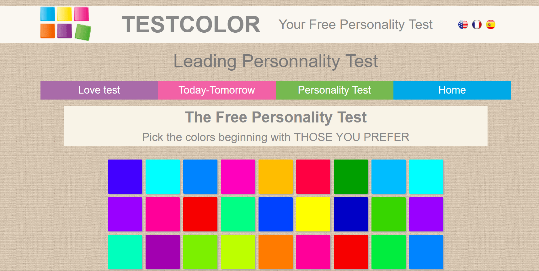 TestColor Review