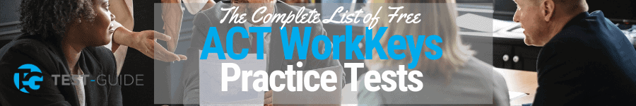 ACT WorkKeys Practice Test