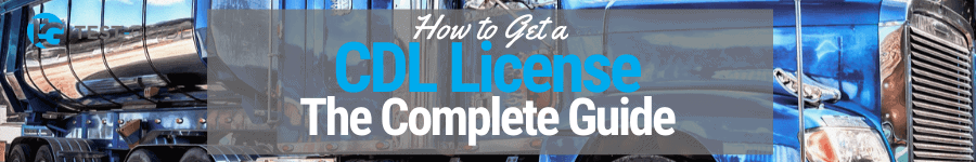 How to get a CDL License