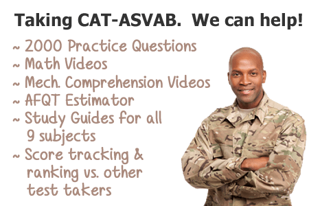 ASVABer - Ultimate ASVAB Practice Solution