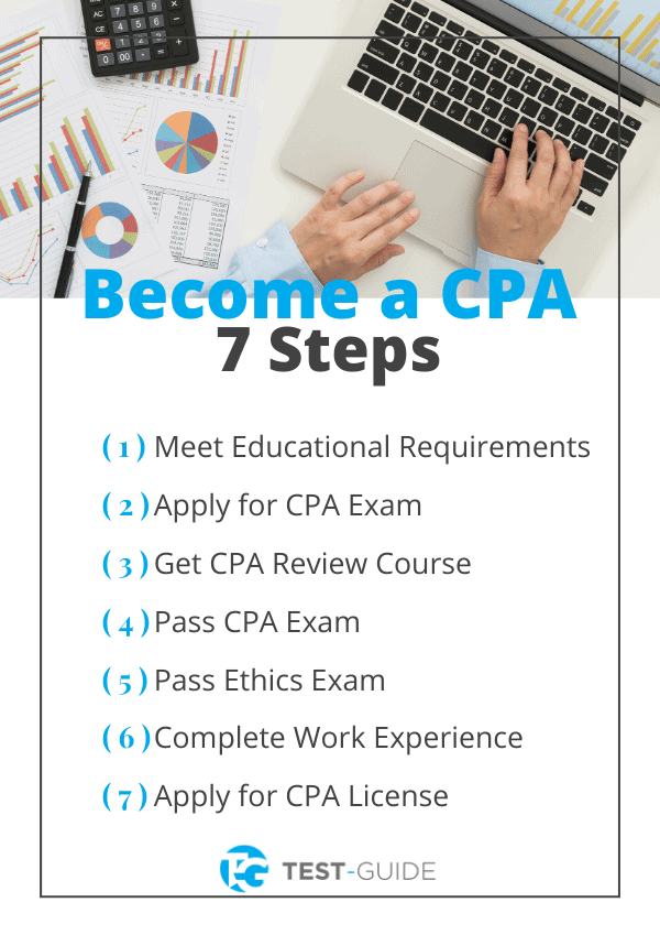 Become a CPA 7 Steps