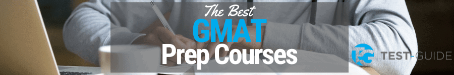 Best GMAT prep courses