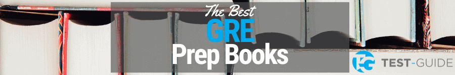 Best GRE Prep Books