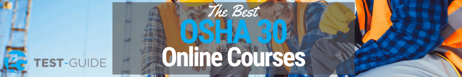 Best OSHA 30 Online Courses