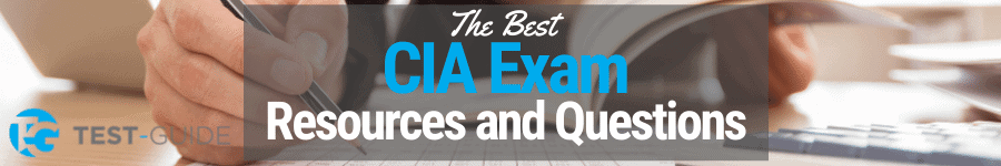 CIA Certification Exam [2021 Updated]