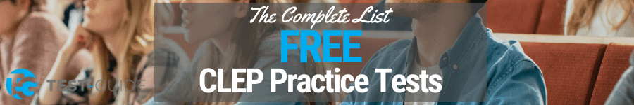 Free CLEP Practice Tests