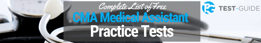 CMA Medical Assistant Practice Tests