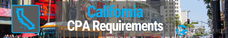 California CPA Requirements