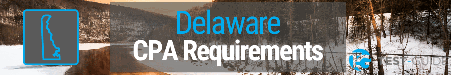 Delaware CPA Requirements
