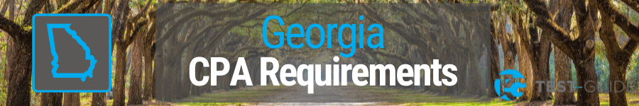 Georgia CPA Requirements