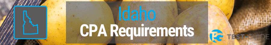 Idaho CPA Requirements