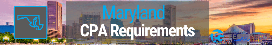 Maryland CPA Requirements