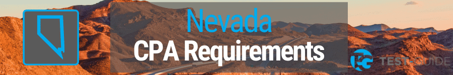 Nevada CPA Requirements