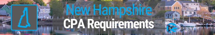 New Hampshire CPA Requirements