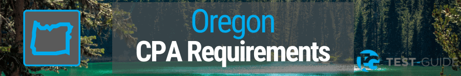 Oregon CPA Requirements