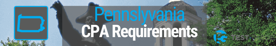 Pennsylvania CPA Requirements