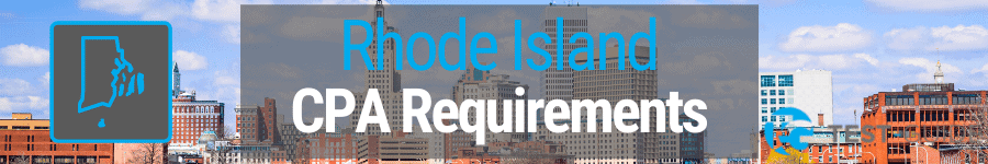 Rhode Island CPA Requirements