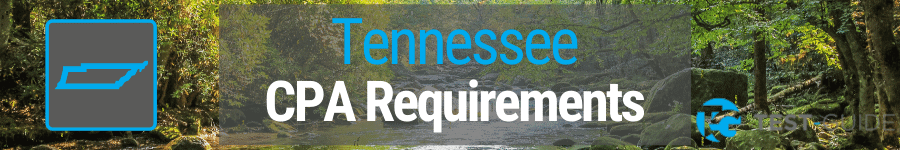 Tennessee CPA Requirements