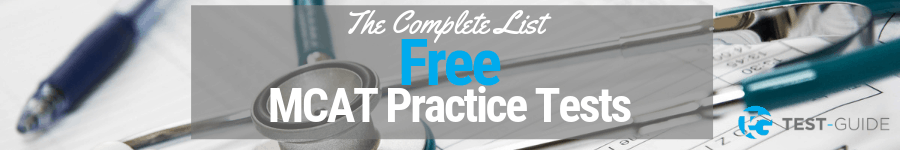 Free MCAT Practice Tests (2019) | MCAT - Test-Guide com