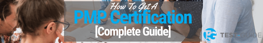 How to get a PMP certification