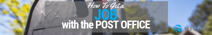 How to get a job with the Post Office