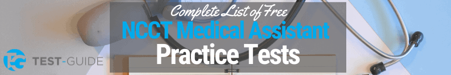 NCCT Medical Assistant Practice Tests