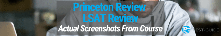 Princeton Review LSAT Review