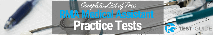 RMA Medical Assistant Practice Tests