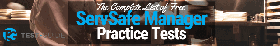 ServSafe Manager Practice Tests