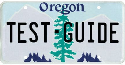 state of oregon drivers permit test