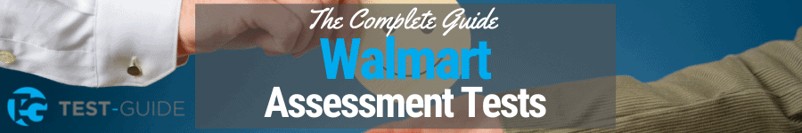 Walmart Assessment Test