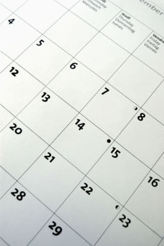 GMAT Test Dates