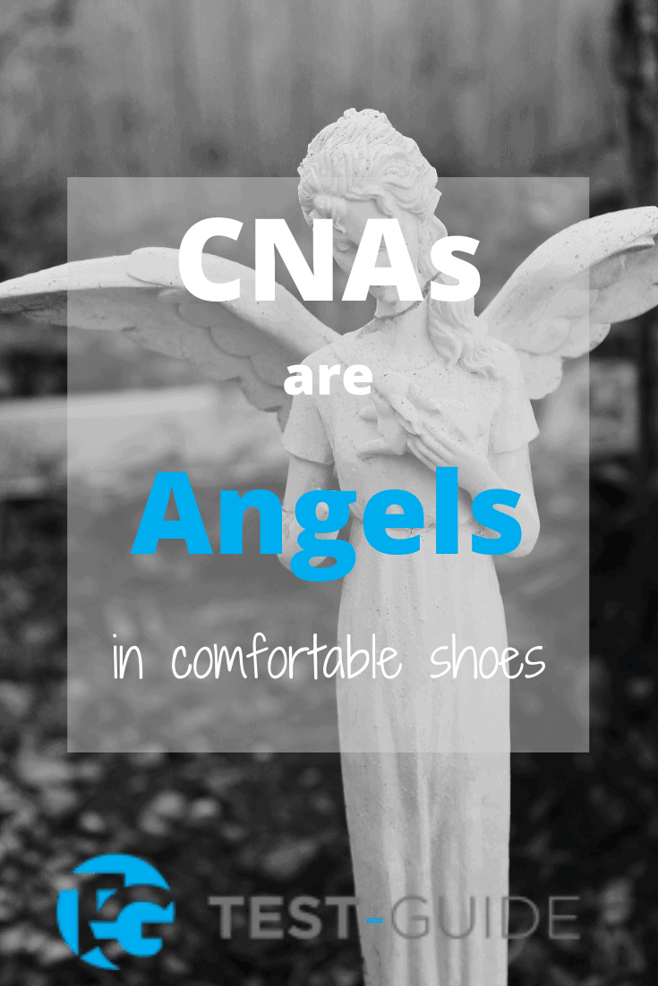CNAs are angels