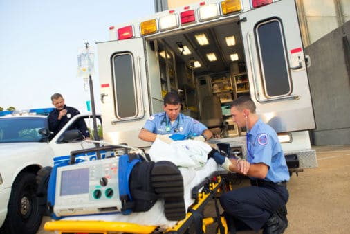 EMT First Responder Test