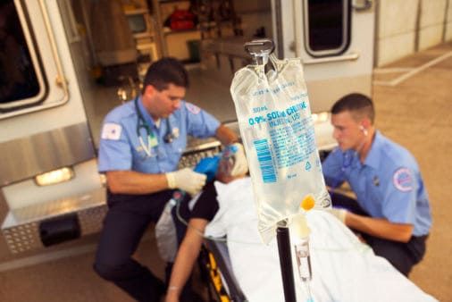 Become a Paramedic