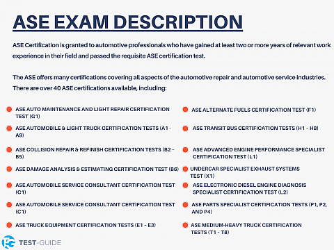 ASE Practice Tests